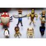 Coleção Mc Donald´s Bonecos Variados - Kung Fu Panda Aliens