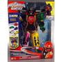 Power Ranger - 5 Zords - Legendary Megaforce Megazord Bandai