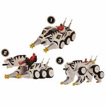 Power Rangers Super Samurai - Tiger Tank - C/ Samurai Ranger