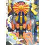 Boneco Megazord Claw Battlezord Power Ranger Super Samurai.