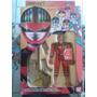 Boneco Power Rangers Time Force Vermelho Bandai Raro Japão