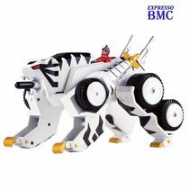 Tiger Tank Com Ranger Fogo Power Rangers Samurai Bandai