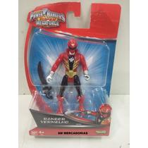Power Rangers Super Megaforce Ranger Vermelho Sunny.