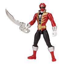 Power Rangers Super Mega Force Ranger Vermelho 30cm Bandai