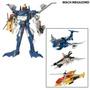 Power Rangers Megazord - Mach Megazord - Super Gran Prix