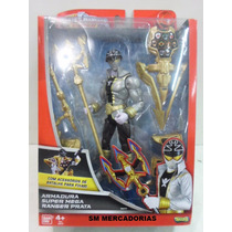Power Rangers Super Megaforce Super Mega Ranger Prata Sunny