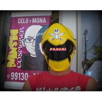 Capacete Power Ranger Super Megaforce