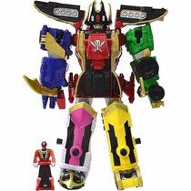 Power Rangers Megaforce Megazord Luxo Lendário - Sunny