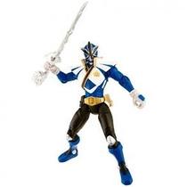 Power Rangers Samurai Super Mega Ranger Azul - Sunny