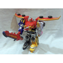 Goseiger - Megaforce - Gosei Great Dx Bandai