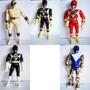 Lote Power Rangers Bandai Eletrônico 20 Cm No Estado