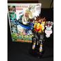 Megazord Power Rangers Força Animal - Gaoking Dx Bandai