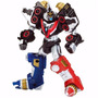 Power Ranger Megaforce Gosei Grand Megazord Figure - Bandai.