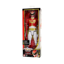 Boneco Power Rangers Megaforce 30cm Red Ranger - Sunny