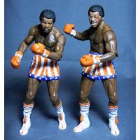 Boneco Apollo Creed Versão Machucadov Best Of Rocky Series 1