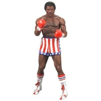 Boneco Apollo Creed - Best Of Rocky Series 1