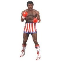 Boneco Apollo Creed - Best Of Rocky Series 1