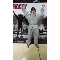 Rocky Balboa 1 Roupa De Tecido Figura 20cm Neca Lacrado!!
