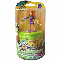 Pote De Gosma Com 2 Personagens Scooby-doo! Dtc