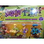 Scooby Doo - Coleção Pirata Kit Com 4 Bonecos Pronta Entrega