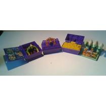 Scooby-doo Coleção Mc Donalds 3 Peças