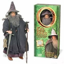 Senhor Dos Aneis - Figura: Gandalf - Lord Of The Rings