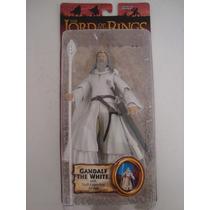 Gandalf The White O Branco Senhor Dos Aneis Toybiz Lacrado