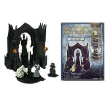 Senhor Aneis - Cena Batalha Gandalf Saruman E Grima Toy Biz