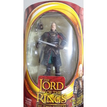 Toy Biz King Théoden In Armor (with Sword-slashing Action)