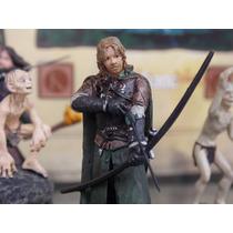 Miniatura Faramir - Senhor Dos Anéis - Eaglemoss