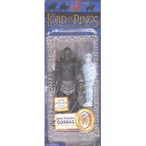 Gorbag Super Poseable - Senhor Dos Anéis Lord Rings Toy Biz