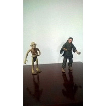 Gollum E Smigol - Action Figures Toy Biz