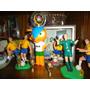 Jogadores Copa Do Mundo Brasil E Mascote Toys Raridade !