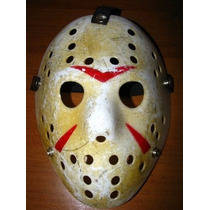 Máscara Jason - Filme Sexta Feira 13 Import - Envio Imediato
