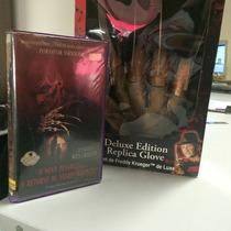 Luva Garra Freddy Krueger De Luxe-replica Da Rubies, Raridad