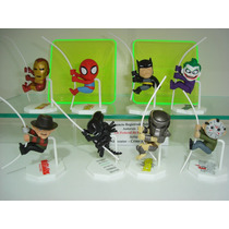 Freddy Kruger Alien Jason Batman Iron Man Joker Scalers Neca