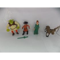 Gato De Botas + Shrek E Outros Personagens