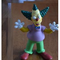 Krusty O Palhaço! Raro!!serie Simpsons Long Jump!