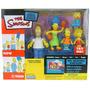 Os Simpsons - Original Simpsons - Intelli-tronic Playmates