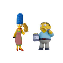 Simpsons - Marge Simpson E Ralph Wiggum
