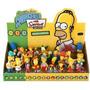 Coleção Bonecos Os Simpsons Séries 1,2 E 3 Com 24 Unidades