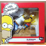 Tk0 Statue The Simpsons Homer Vs. Bart / Iron Studios