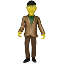 Boneco Leonard Nimoy - The Simpsons -- Neca Toys