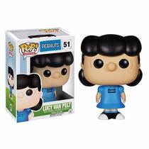 Boneca Lucy Van Pelt - Snoopy Peanuts Funko Pop!