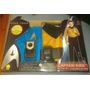Camisa Star Trek Capitão Kirk Box Set