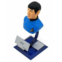 Busto Spock - Star Trek Furuta Alpha E Beta Volume 3