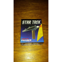 Star Trek Phaser Light-up Série Clássica - Miniatura - Spock