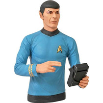 Cofre Mr. Spock Star Trek Diamond Select Toys Ds-131819