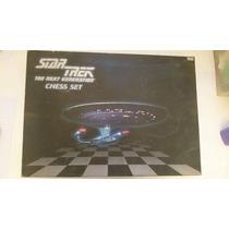 Star Trek The Next Generation Jogo De Xadrez 1999