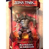 Star Trek - Klingon Warrior - Serie Alien Combat - Playmates